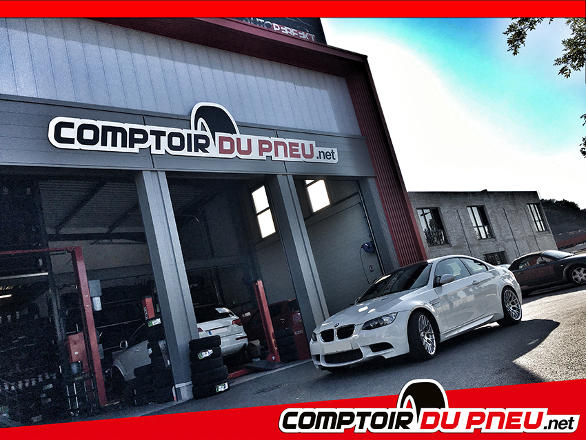 Contactez votre garage automobile le comptoir du pneu for Fred garage frejus