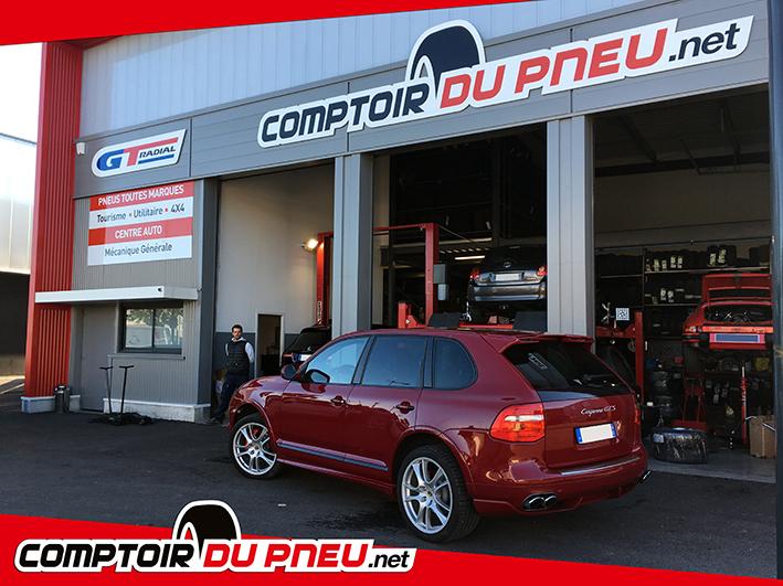 Comptoir du pneu garage automobile pneumatique for Garage auto frejus